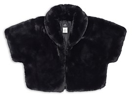 Echo Faux Fur Bolero