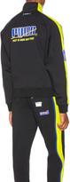 Puma Select x Ader T7 Track Jacket in Black | FWRD