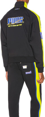 Puma Select x Ader T7 Track Jacket in Black | FWRD