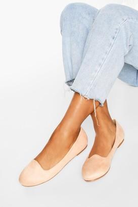 boohoo Basic Slipper Ballets