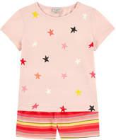 Paul Smith Shine-in-the-dark two-piece pyjamas