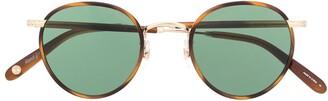 Garrett Leight Wilson round sunglasses
