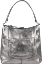 Accessorize Karen Leather Hobo Shoulder Bag