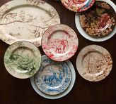 Pottery Barn Sabyasachi Salad Plate, Mixed Set of 4 - Animals