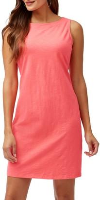 Tommy Bahama Sleeveless Jer-Sea Sheath Dress