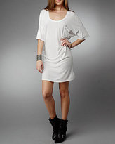 Drop Shoulder Tee Dress