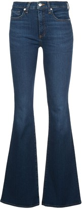 Veronica Beard Flared Style Jeans