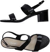 Chrome Sandals