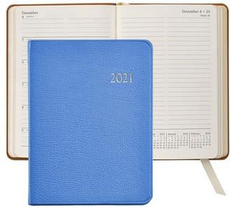 west elm 2021 Notebook - Goatskin