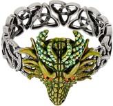 Dragon Optical Kirks Folly Thor Celtic Knot Stretch Bracelet