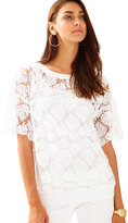 Lilly Pulitzer Kay Lace Popover
