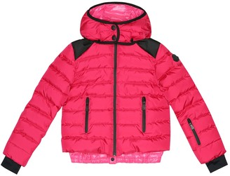 Moncler Enfant Issarless down ski jacket