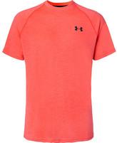 Under Armour Tech Heatgear T-shirt - Red