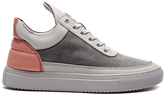 Filling Pieces Pigeon Low Top