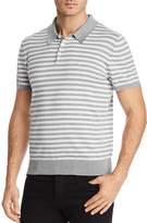 Michael Kors Striped Short Sleeve Polo Shirt - 100% Exclusive