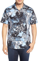 Robert Graham Moapa Valley Short Sleeve Classic Fit Shirt