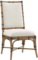 Tommy Bahama Summer Isle Side Chair - Soft Taupe frame, warm umber; upholstery, soft taupe