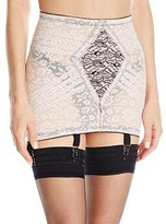Rago Women's Extra Firm Shaping Open Bottom Fashion Girdle