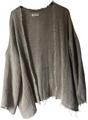 Masscob Beige Linen Jacket for Women