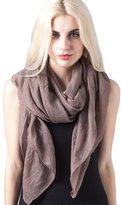 MissShorthair Solid Scarves Womens Shawl Wrap Soft Fashion Scarves Plain Scarf