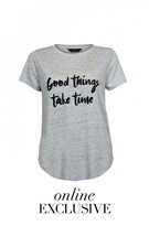 DECJUBA O/E Good Things Tee