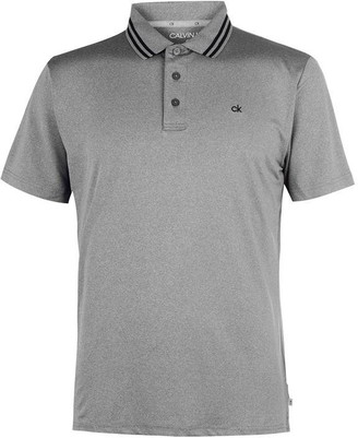 Calvin Klein Golf Madison Technical Golf Polo