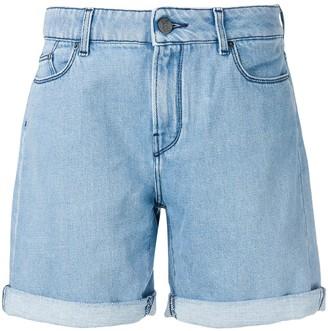 Karl Lagerfeld Paris Ikonik Boyfriend shorts
