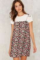 Factory Highs and Grows Floral Dress