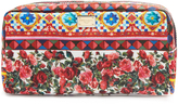 Dolce & Gabbana Carretto-print small cosmetics case