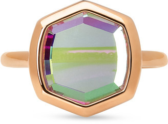 Kendra Scott Davis 18k Rose Gold Vermeil Cocktail Ring