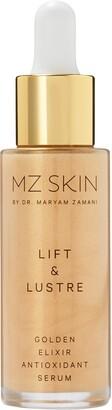 MZ SKIN Lift & Lustre Golden Elixir Antioxidant Serum