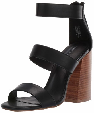 Madden-Girl Women's Clyde Heeled Sandal