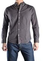 Vintage 55 Men's Multicolor Cotton Shirt.