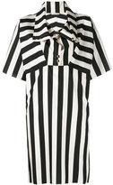 Nina Ricci striped shift dress