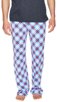 Psycho Bunny Cotton Plaid Lounge Pants