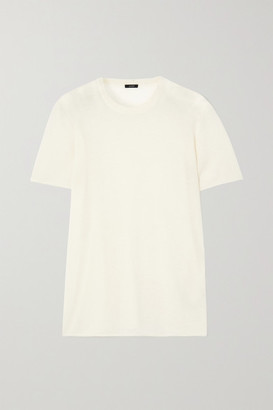 Joseph Cashmere Sweater - Ivory