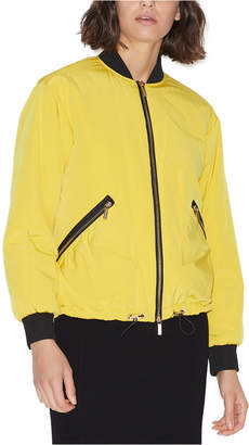 Armani Exchange Zip Up Bomber Jacket