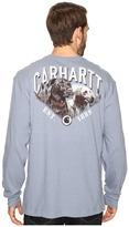 Carhartt Maddock Graphic Carhartt's Best Friend Long Sleeve Pocket T-Shirt
