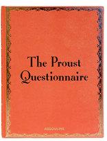 Proust Questionnaire - Orange