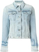 Rag & Bone denim jacket - women - Cotton - L