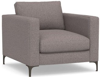 Pottery Barn Jake Upholstered Armchair