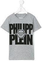 Philipp Plein printed T-shirt - kids - Cotton - 4 yrs