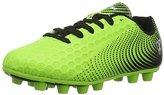 Vizari Stealth FG Green/Black Size 12.5 Soccer-Shoes