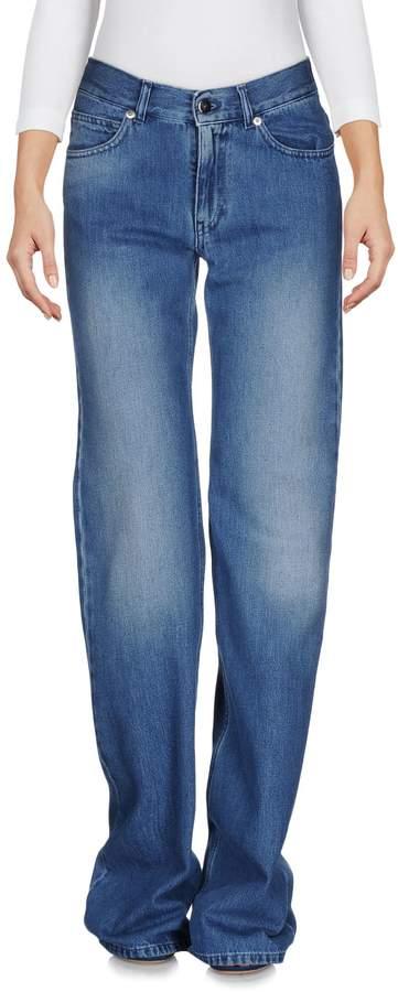 MM6 MAISON MARGIELA Denim pants - Item 42582765MK
