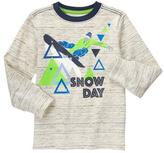 Gymboree Snow Day Tee