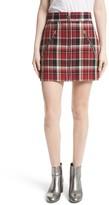Rag & Bone Women's Leah Plaid Skirt