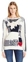 Desigual Women's Sweater Mareas