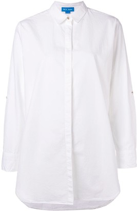 MiH Jeans Rolled Sleeve Shirt