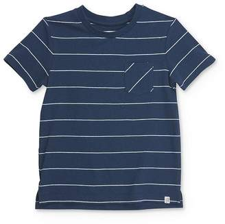 Sovereign Code Boys' Striped Pocket Tee - Little Kid, Big Kid