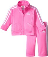 adidas Basic Tricot Set (Baby) - Pink - 6 Months